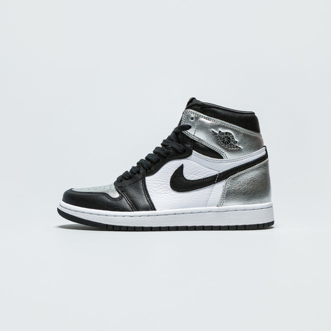 Jordan - Air Jordan 1 High OG W - 'Silver Toe' - Up There