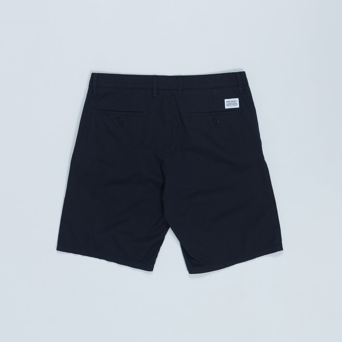 Aros Light Twill Shorts - Dark Navy - Up There