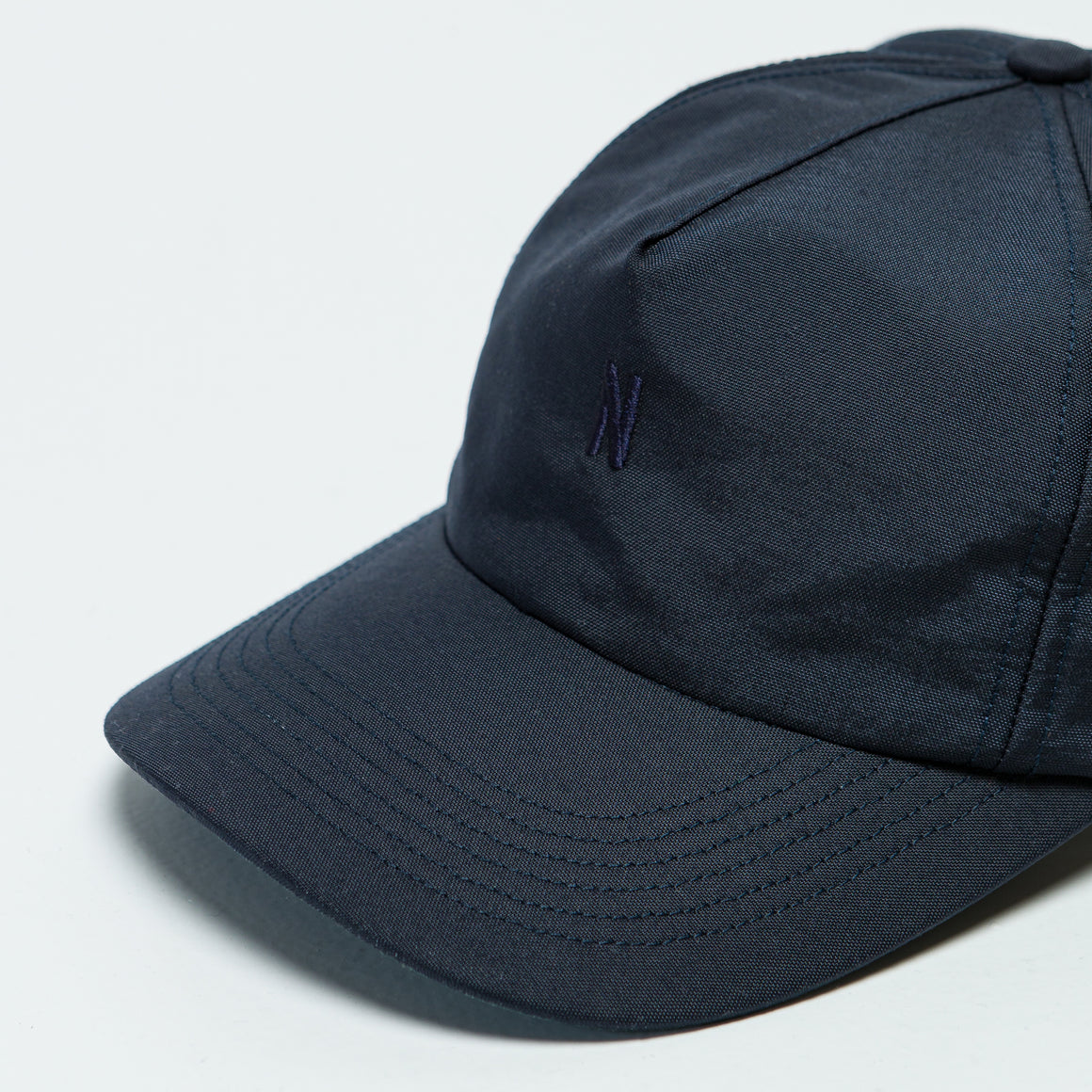 Norse Projects - Econyl Sports Cap - Dark Navy - Up There
