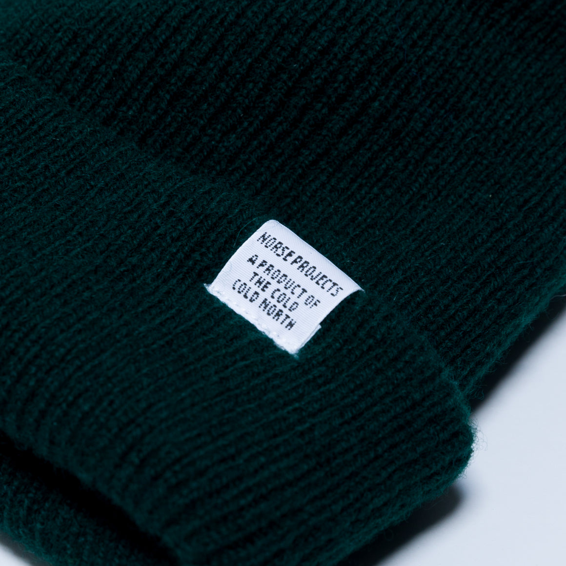 Norse Beanie - Quartz Green - Up There