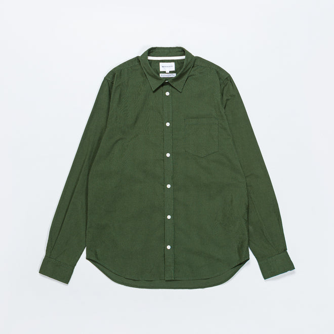 Norse Projects - Osvald Corduroy - Dartmouth Geen - Up There