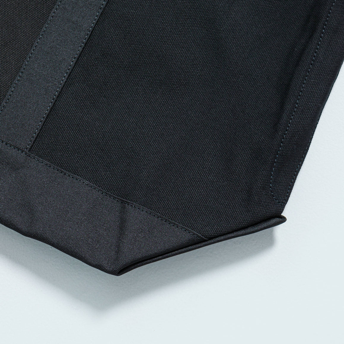 Norse Projects - Stefan Canvas Bag - Black - Up There