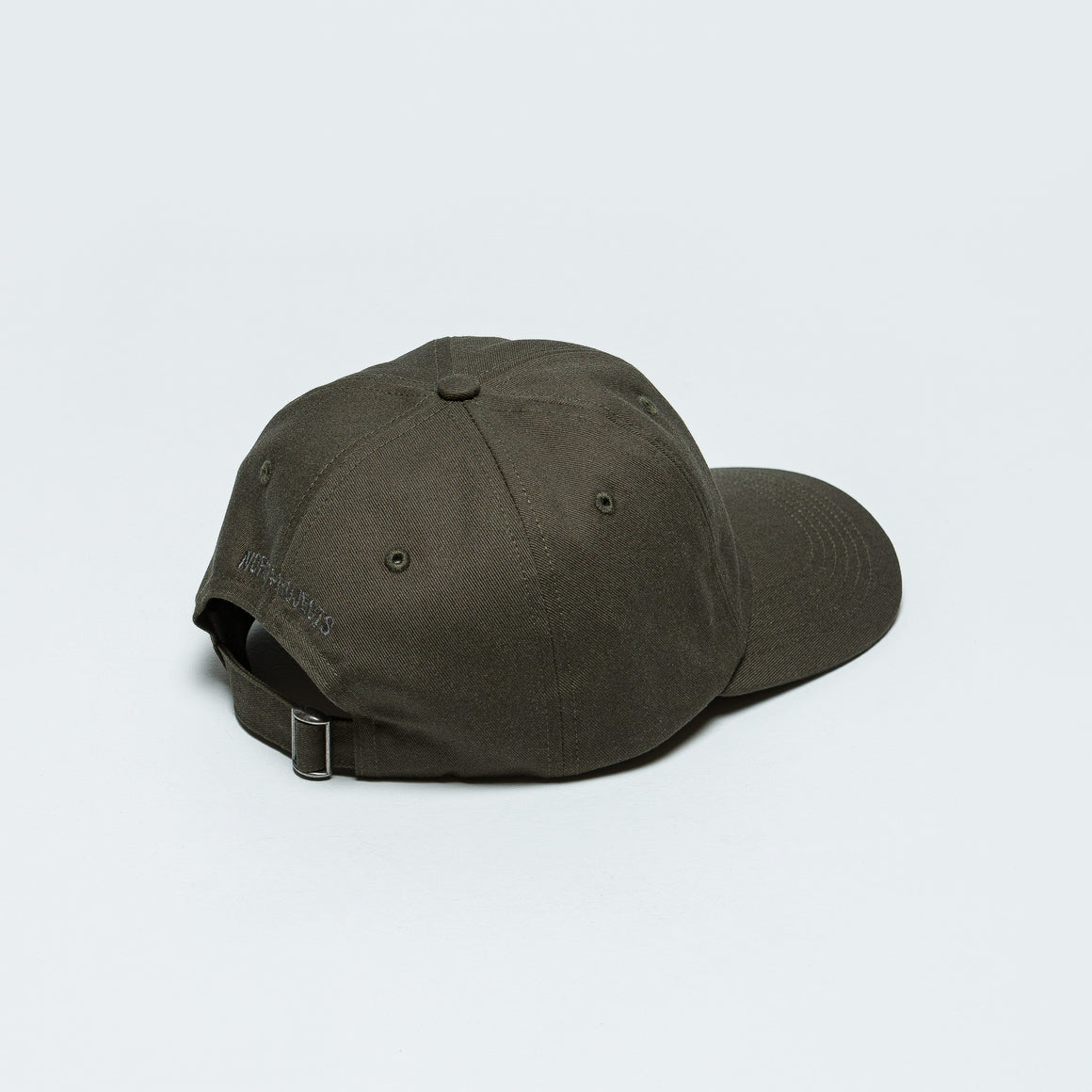 Norse Projects - Twill Sports Cap - Beech Green - Up There