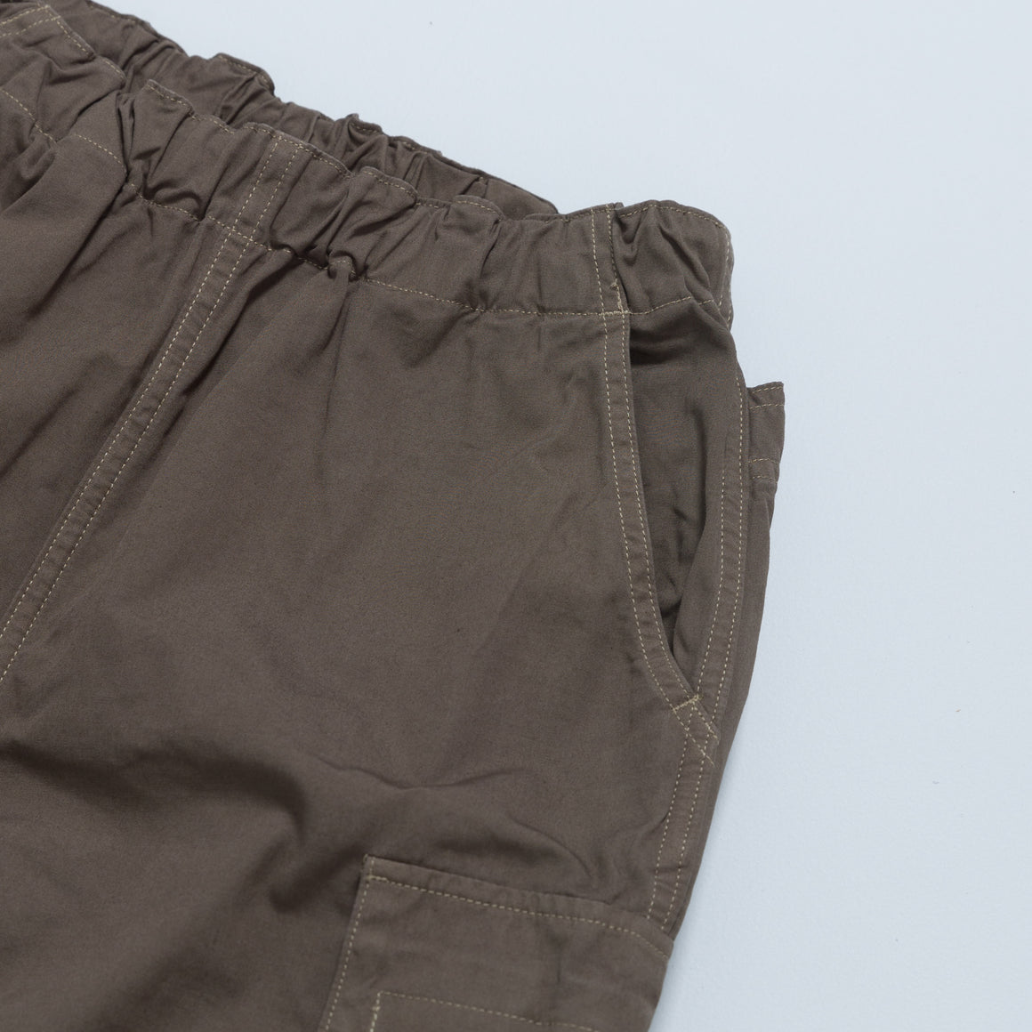 Easy Cargo Pants - Olive Drab - Up There