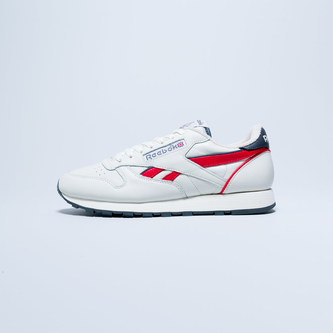 CL Leather MU - Chalk/Red/True Grey 7 - Up There