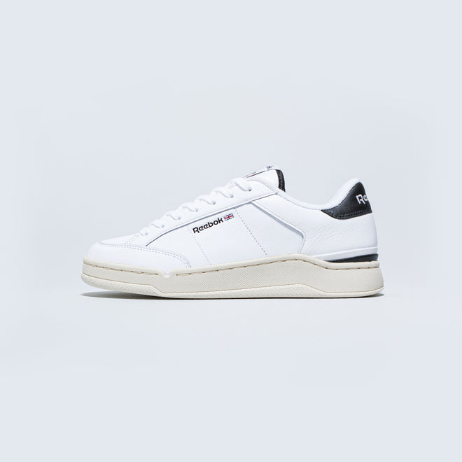 Reebok - Ad Court - Footwear White/Core Black - Up There