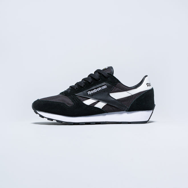 Reebok - CL Leather AZ - Black/White - Up There