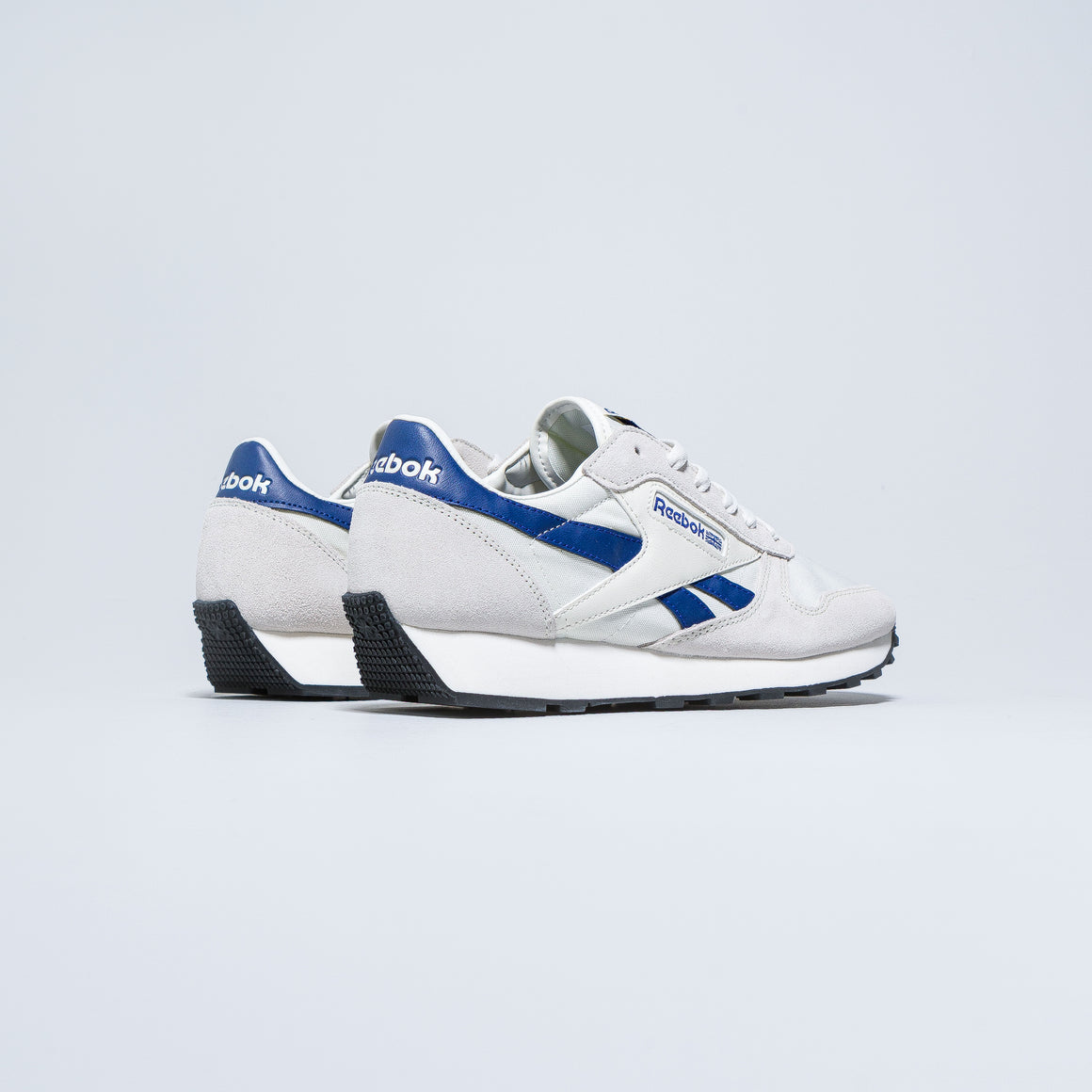 Reebok - CL Leather AZ - Chalk/Deep Cobalt - Up There