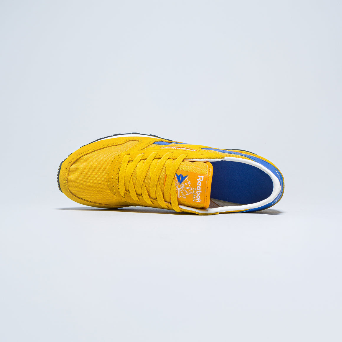 Reebok - CL Leather AZ - Fierce Gold/Collegiate Gold - Up There