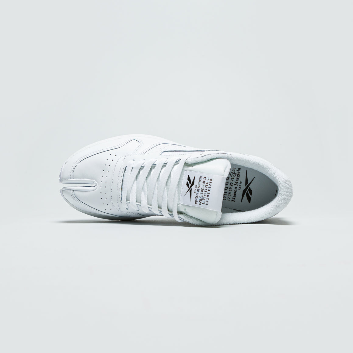 Reebok - Project 0 CL x MMM - White - Up There