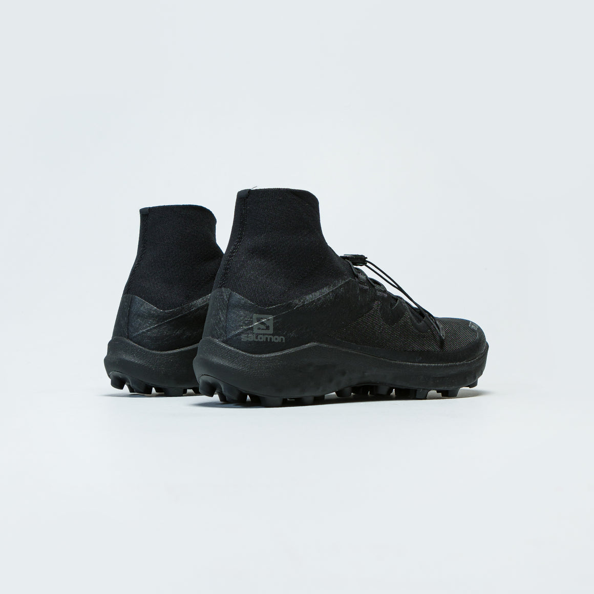 Salomon - S/Lab Cross Black LTD - Black/Black - Up There