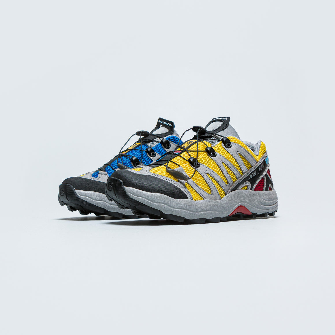 Salomon - XA Pro 1 Advanced - Sulpher/Indigo Bunting/Goji Berry - Up There