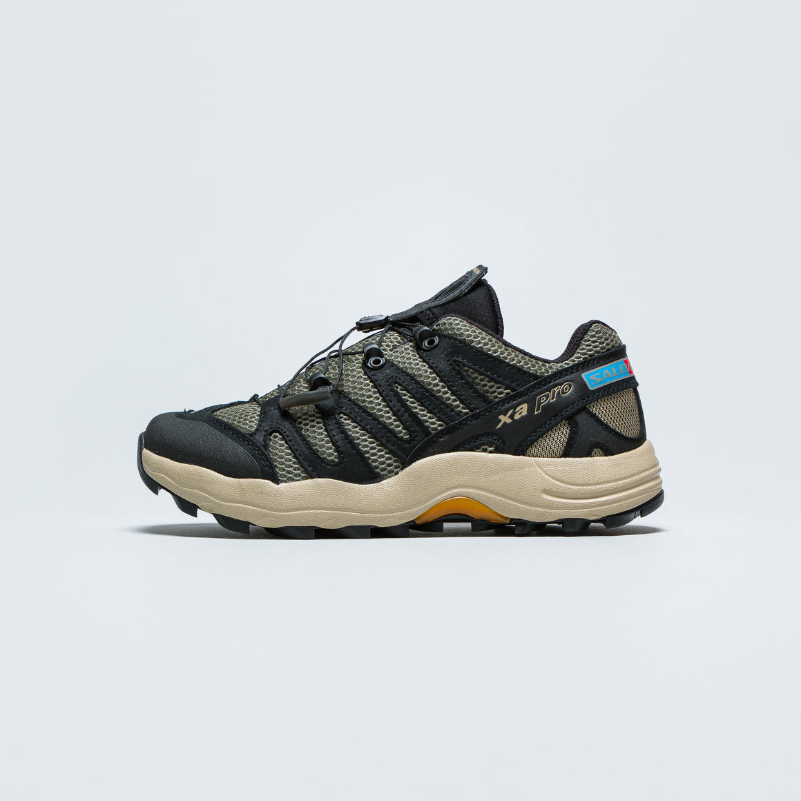 Salomon - XA Pro 1 Advanced - Vetiver/Black/Safari - Up There