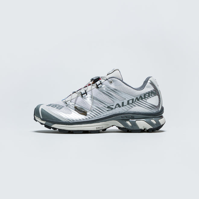 Salomon - XT-4 Advanced - Silver Metallic X/Lunar Rock/Black - Up There