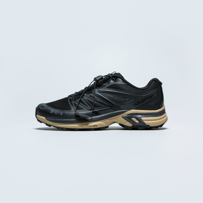 Salomon - XT-Wings 2 Advanced - Black/Safari/Magnet - Up There