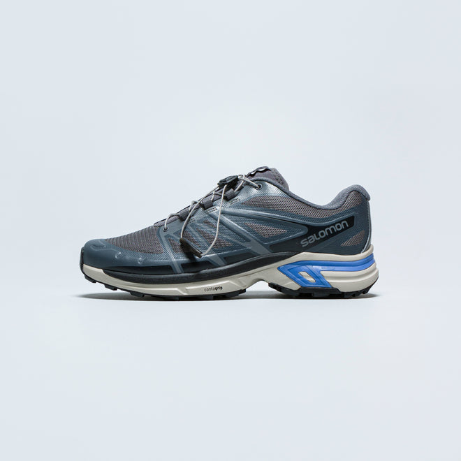 Salomon - XT-Wings 2 Advanced - Quiet Shade/Silver Cloud/Naja Blue - Up There