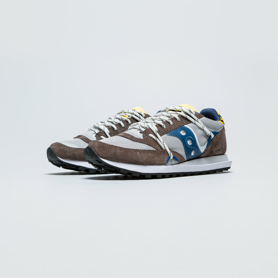 Saucony - Jazz DST - Grey/Navy - Up There