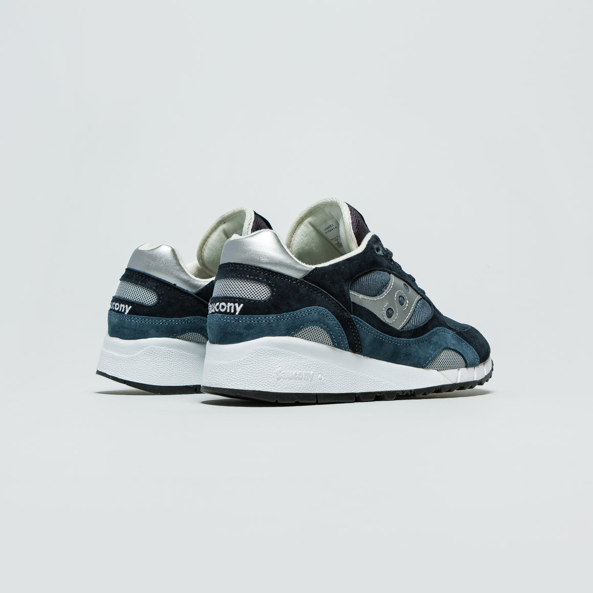 Saucony - Shadow 6000 - Navy/Silver - Up There