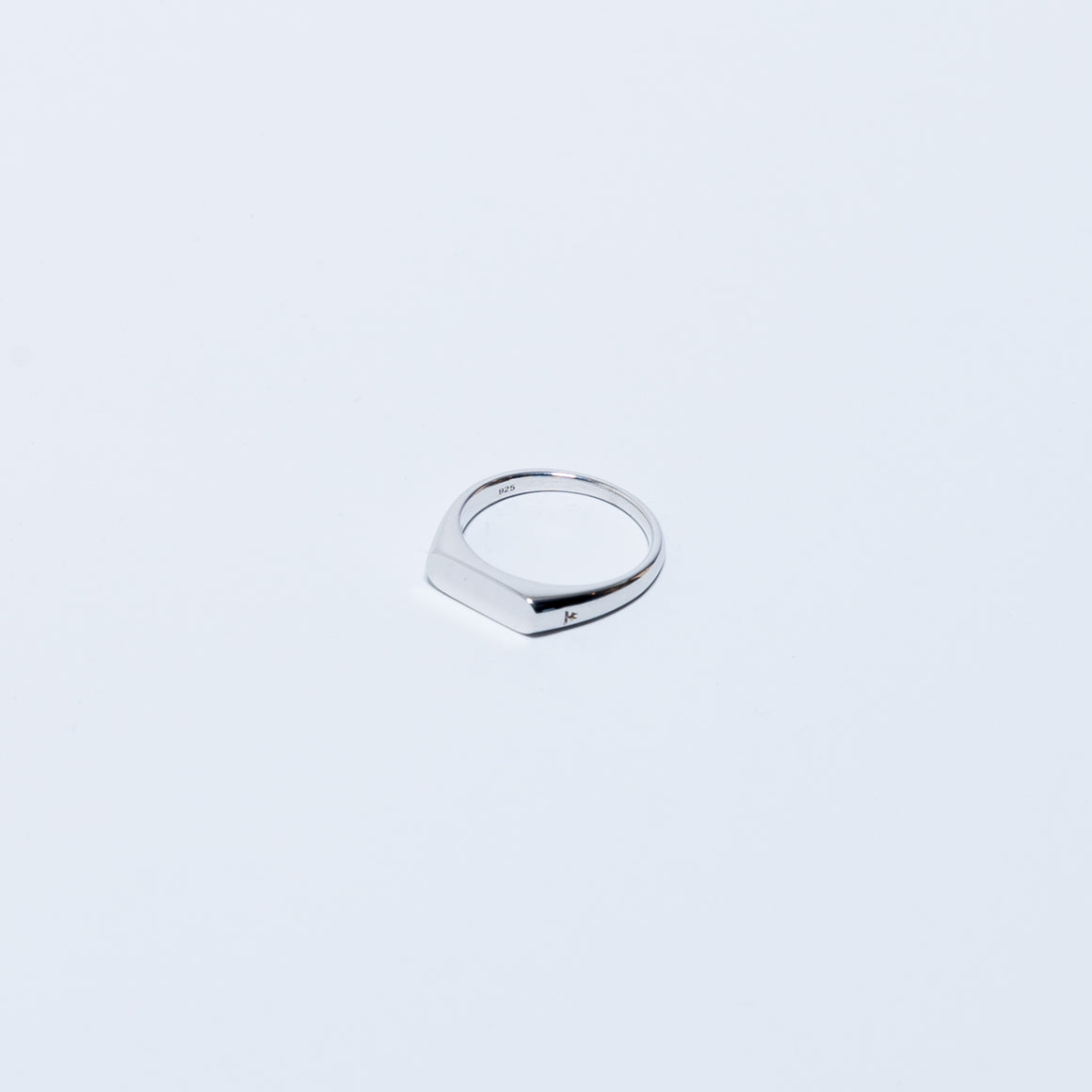 Knut Ring - 925 Sterling Silver - Up There