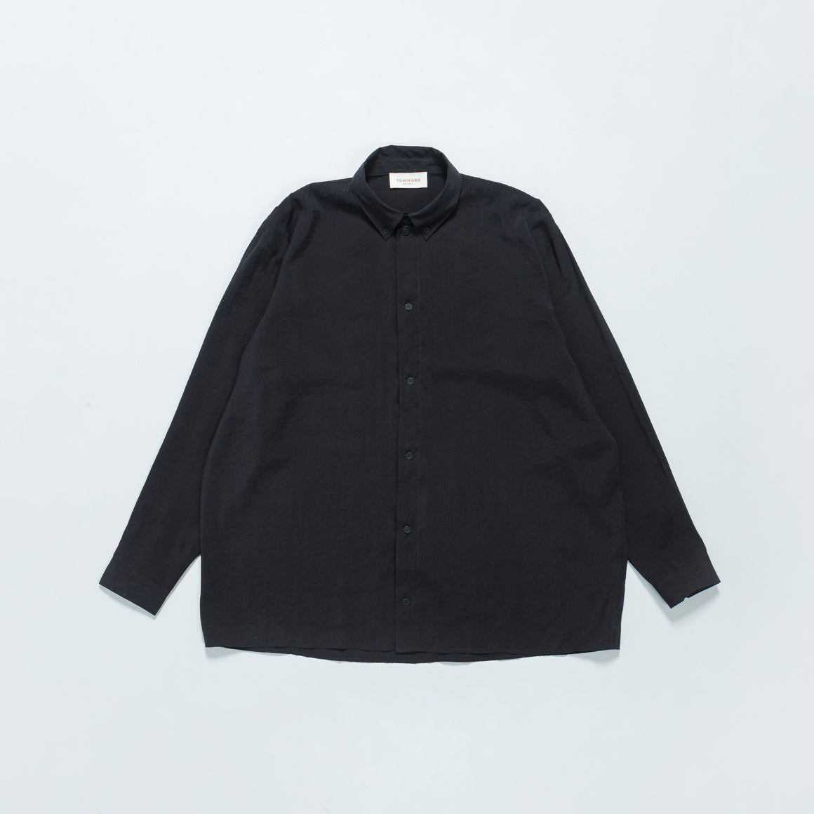 Tom Wood - Penrose Shirt - Pistol Black - Up There