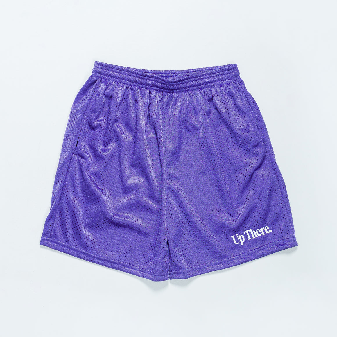 Up There - Baller Shorts - Purple - Up There