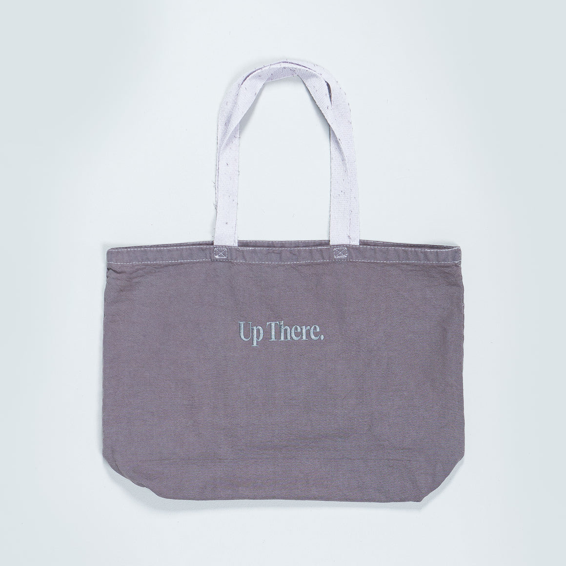 Canvas Tote Bag - Grey