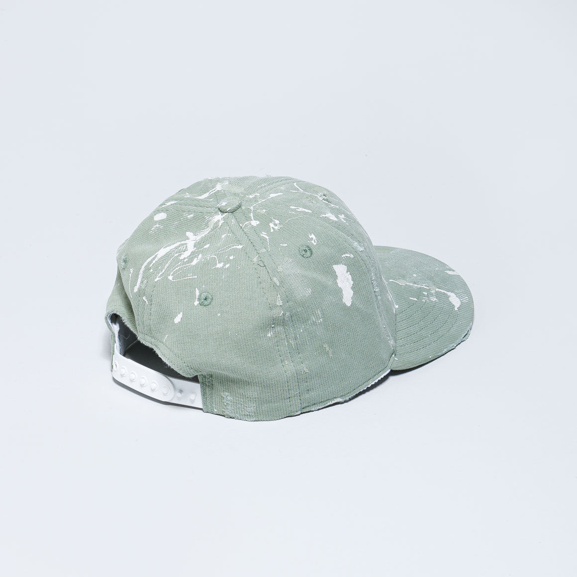 Up There - Logo Baseball Cap Remake - Iceberg - Up There