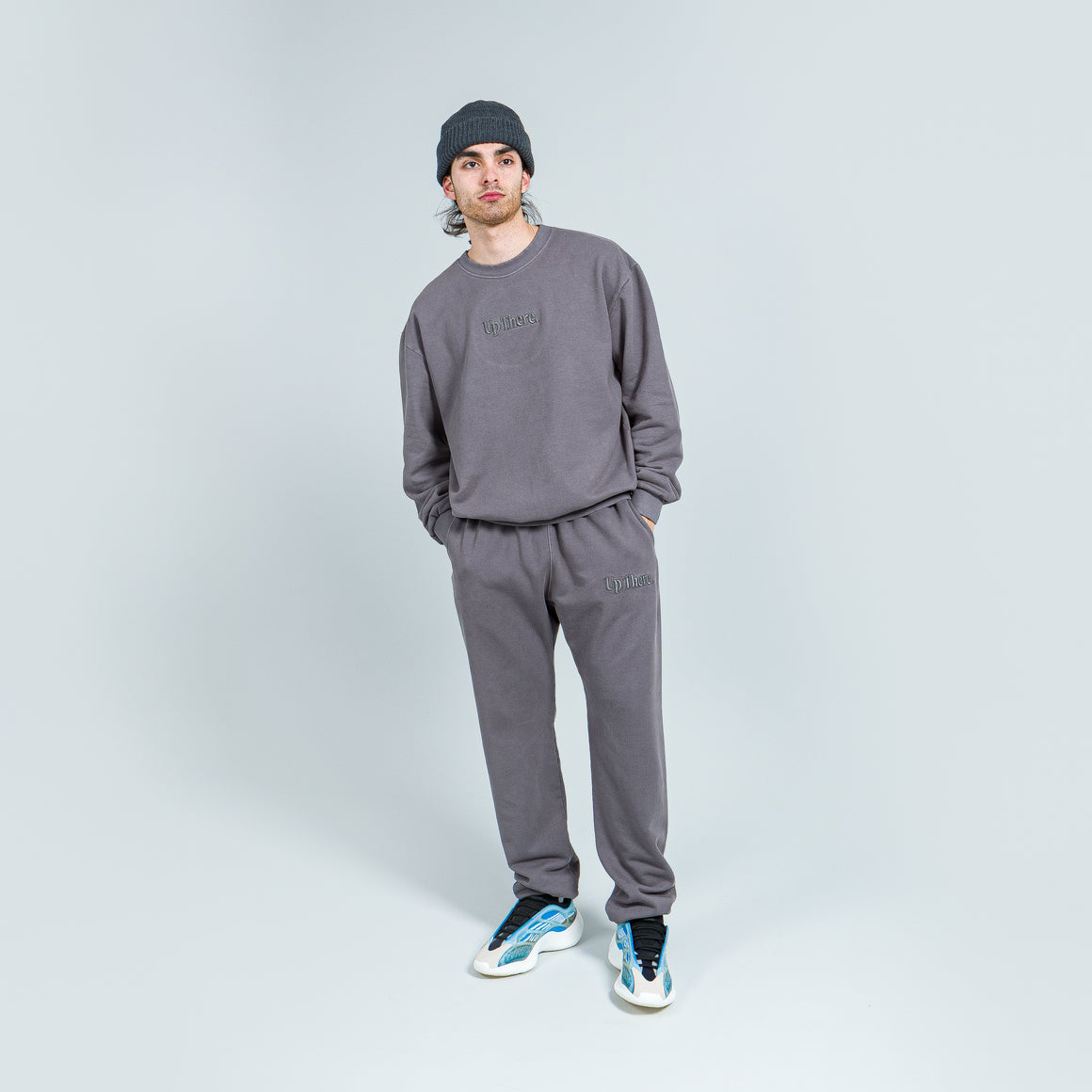 Heavyweight Sweat Pant - Grey