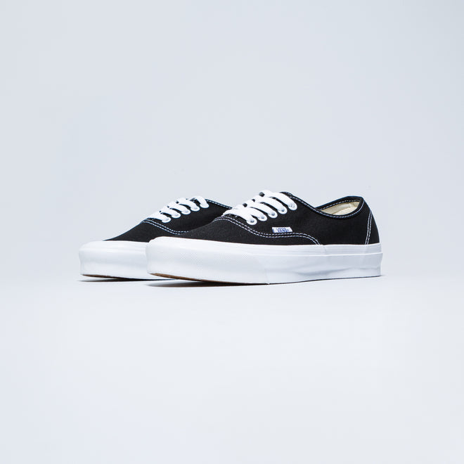 Vans - OG Authentic LX - Black/True White - Up There