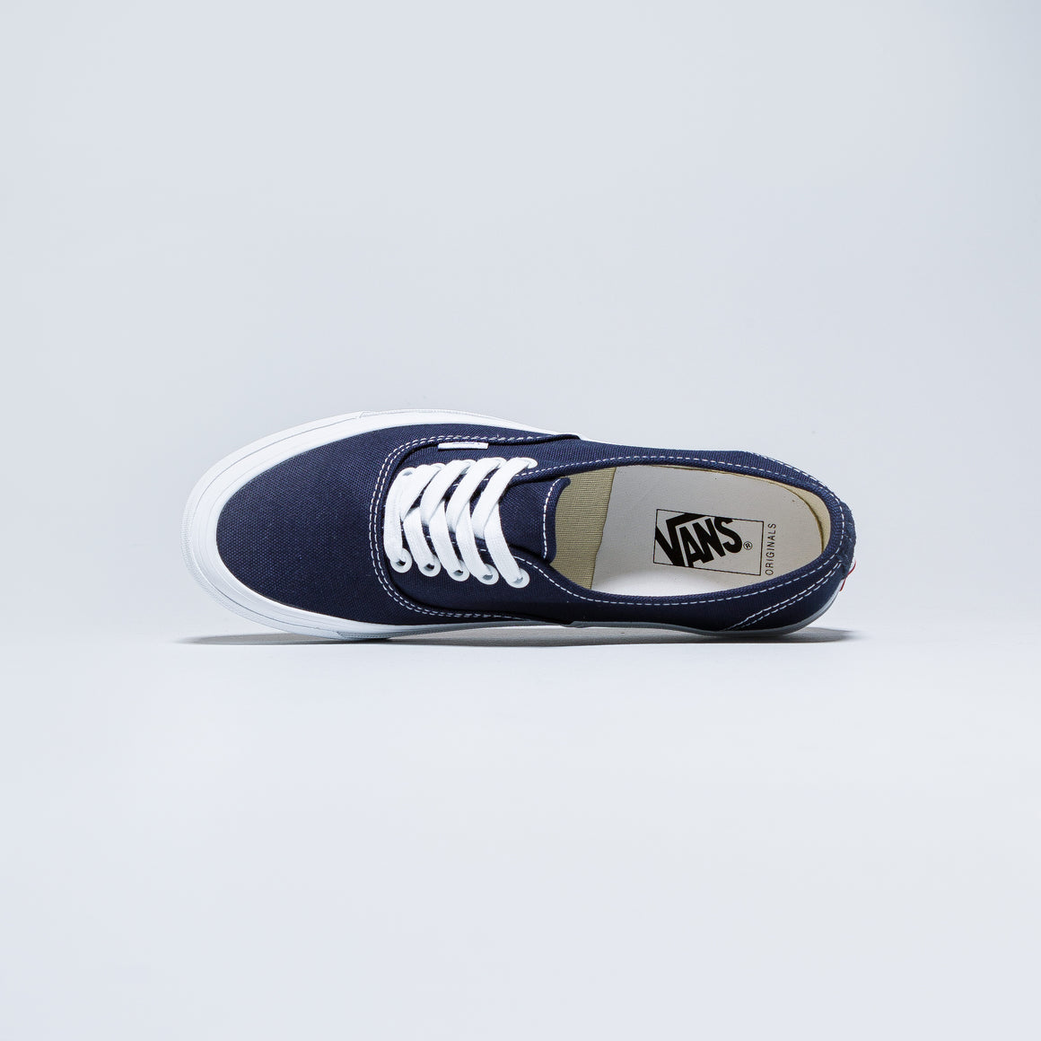 Vans - OG Authentic LX -Navy - Up There