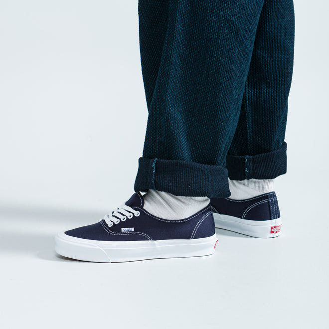 Vans - OG Authentic LX - Navy - Up There