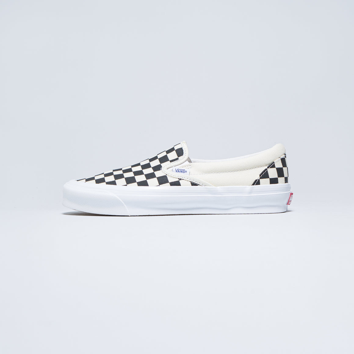 Vans - OG Classic Slip-On LX - Checkerboard - Up There