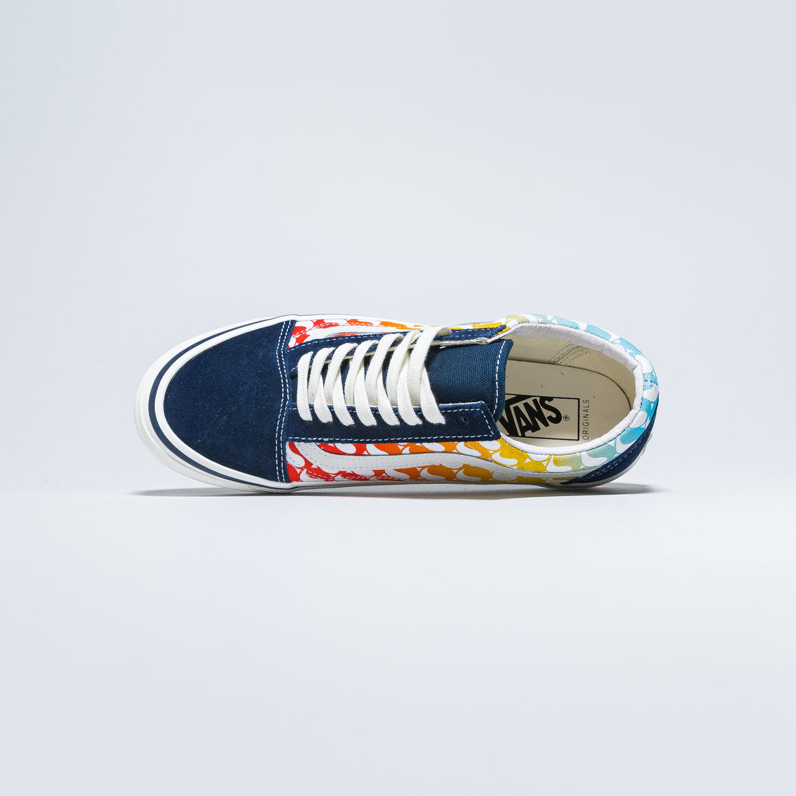 Vans - OG Old Skool LX x Free & Easy - Ying Yang - Up There