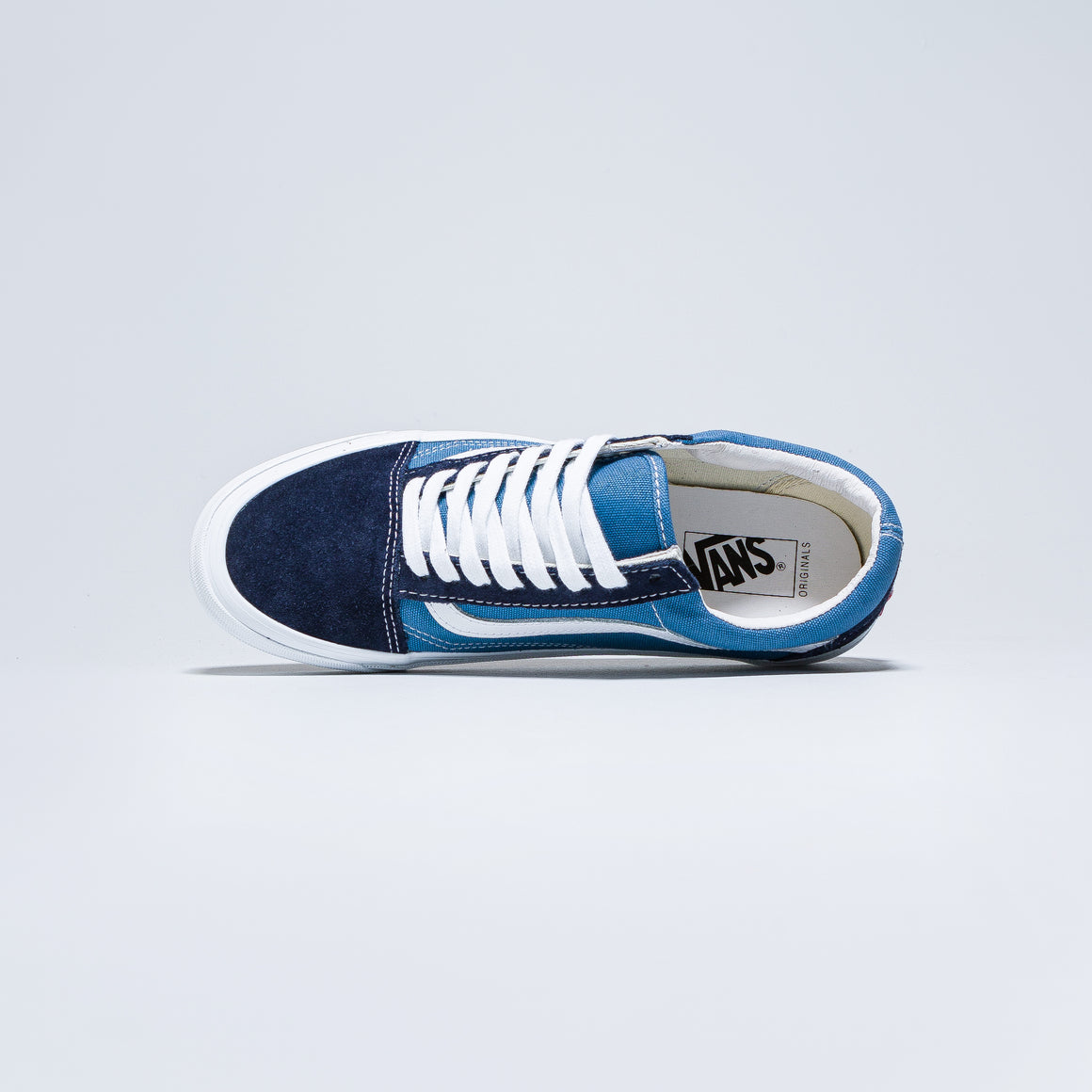 Vans - OG Old Skool LX - Navy - Up There