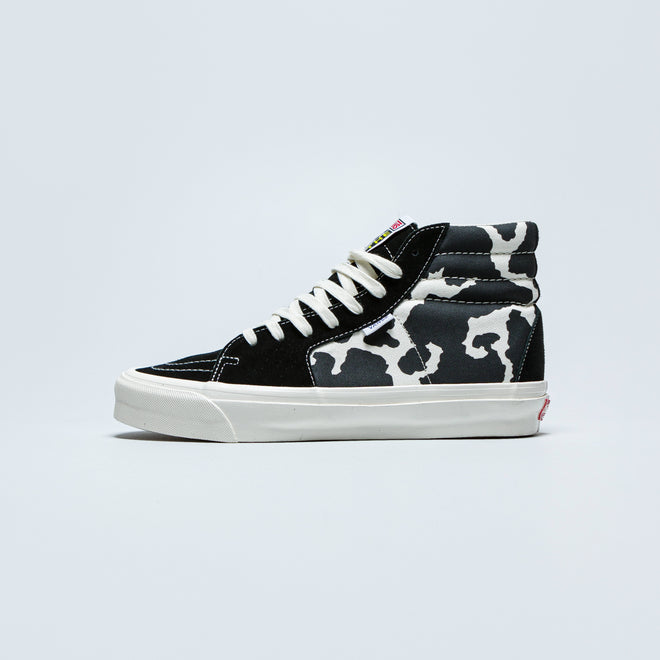 Vans - OG Style 38 NS LX - Cow/Black/Marshmallow - Up There