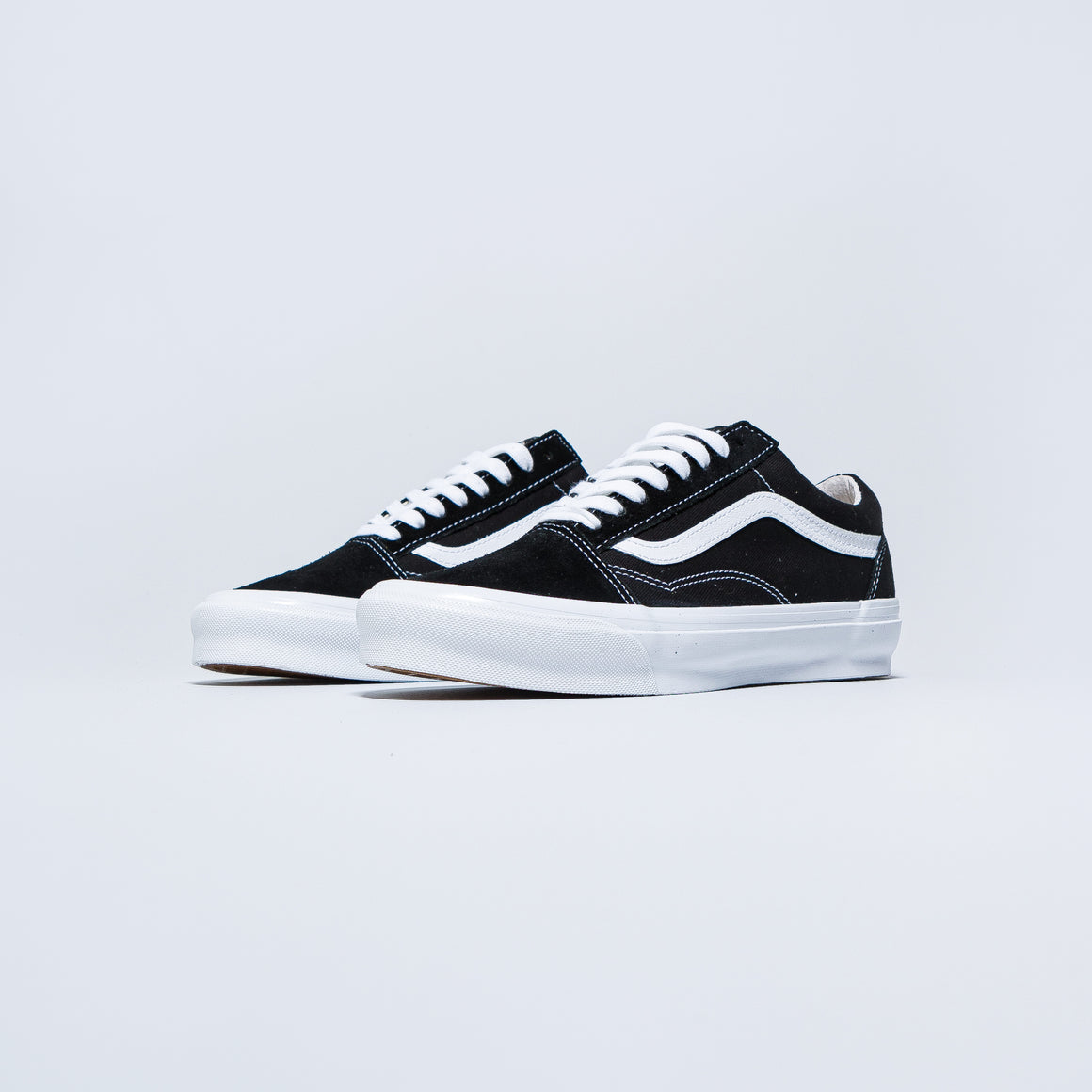 Vans - OG Old Skool LX - Black/True White - Up There