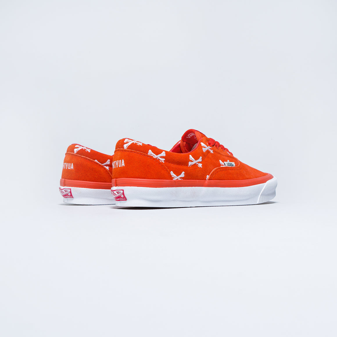 Vans - OG Era LX x Wtaps - Bones/Orange - Up There
