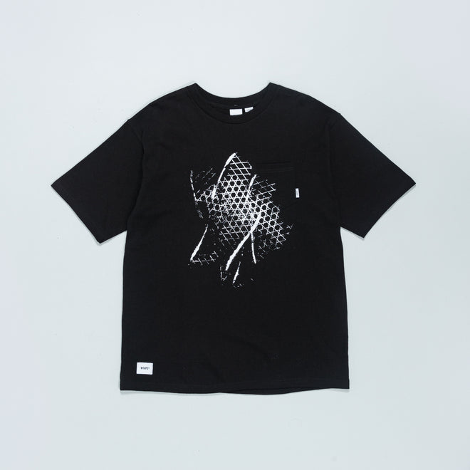 Vans - SS Tee x Wtaps - Black - Up There