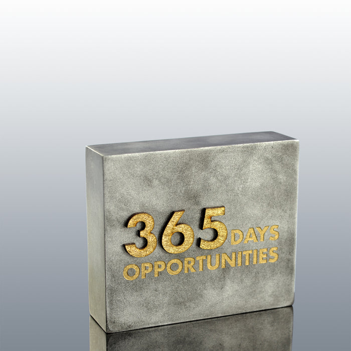 New Year Gift for Customers and Employee : 365 Days 365 Opportunities