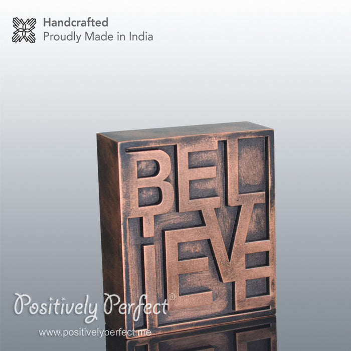 Positive Thought Gifts : Believe