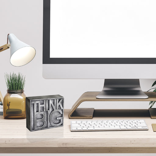 Think Big: Motivational Gift, Gift for Achieving Big Goals, Gift for Entrepreneurs