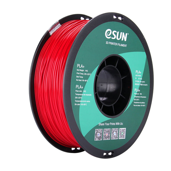 Fire Engine Red PLA PRO (PLA+)