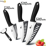 Zirconia Blade Knife Set - The Home Empire
