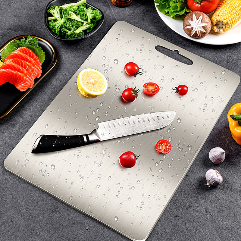 Stainless Steel Cutting Board - The Home Empire