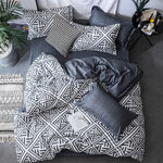 Éclatant Enfold Duvet Set - The Home Empire