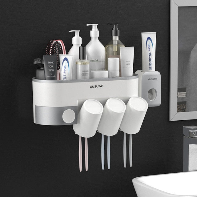 Voltaic Toothbrush Holder - The Home Empire