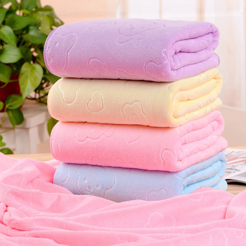 Absorbent Terry Towels - The Home Empire