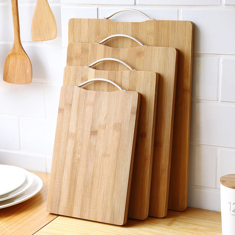 Natural Bamboo Cutting Board - The Home Empire