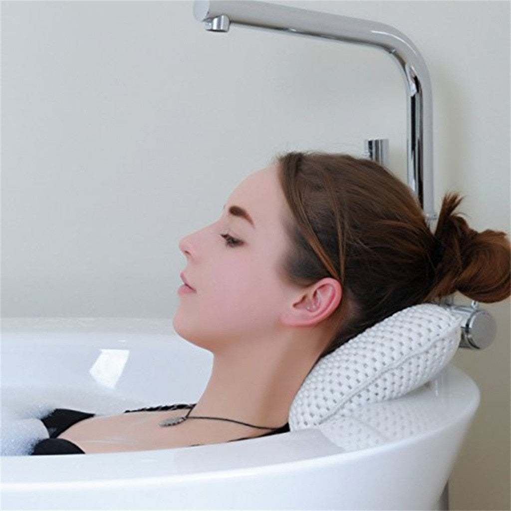 Luxury Bath/Spa Pillow - The Home Empire