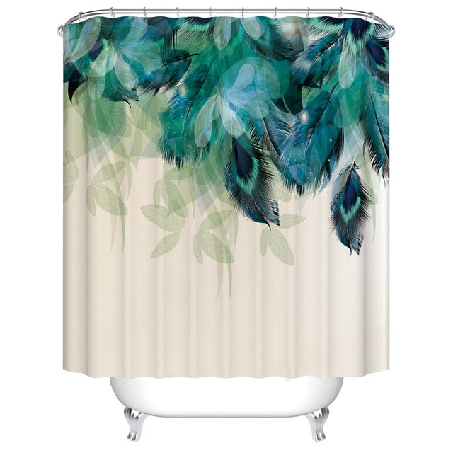 Plant Series Shower Curtain - The Home Empire